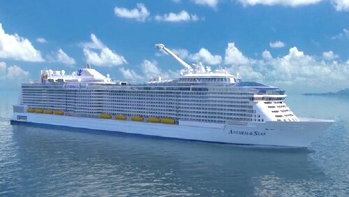 Anthem of the Seas, Royal Caribbean Cruise Lines