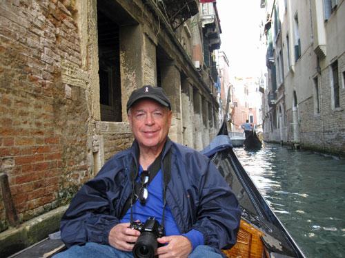 Gondola, Italy